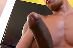Ricky's Monster Cock