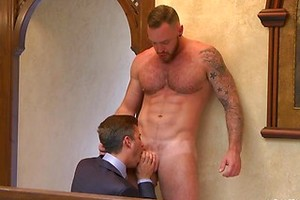 The Beef Next Door, Starring Dominique Hansson & Maikel Cash
