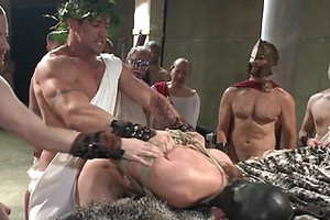 When in Rome, torture and gang bang!