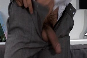 Gentleman\'s Trick. Starring Eliad Anastos