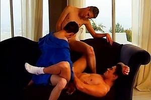 Cum Drenching Twink Threesome - Jason Sizemore Jesse Martin Neo Turner
